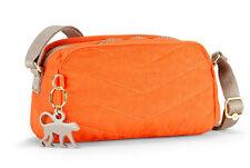 Kipling Nuovi Abela in Speziato Arancione QU BNWT £ 45