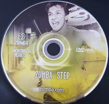 Zumba Fitness DVD Zumba Step Rizer DVD Geschenk wie Neu Versand kostenlos