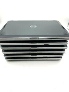 Lot of 6 Dell 6520 i7-2nd gen  8gb ram /256gb ssd