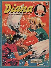 Diana Magazine No. 356  13 December 1969     Sophia Loren