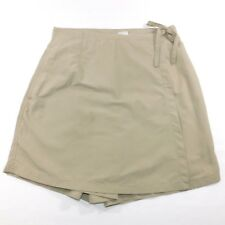 The North Face Womens Hiking Khakis Skirt Shorts Skorts, Size 4
