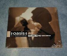 Oasis Jazz Radio Sampler Volume VII #4 CD New Sealed Promo 2007 18 Songs Various