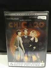 Chicago (DVD, 2003, Widescreen) Brand New Sealed Richard Gere Free Shipping