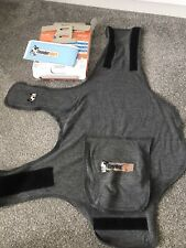 grey thunder shirt for dogs size small