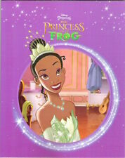 Disney PRINCESS & THE FROG Brand New 2016 Parragon paperback Classic Collectable