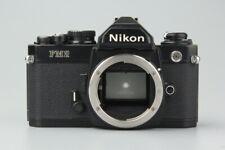 Nikon FM2 35mm SLR Film Camera Body Only, Black