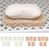 20pc Shower Soap Bar Saver Lift Holder Dish Multi-Directional Dries Quicker