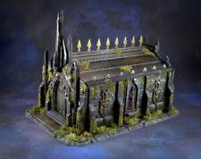 Reaper Miniatures Bones Obsidian Crypt #77637 Unpainted Plastic Building Scenery