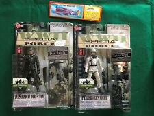 PLAN B Special Forces - MISSION 1 - WWII, Totenkopf & Das Reich Figures