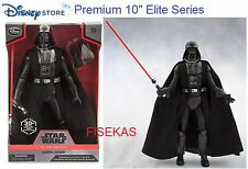 "Star Wars New Hope Disney Store Darth Vader Elite Premium Series 10"" Figure NEW"