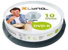 100 Xlyne Rohlinge DVD-R 4,7GB 16x Spindel SONDERPOSTEN