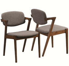 Malone Mid-century Modern Dining Side Chair - Set of 2