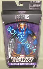 DEATH'S HEAD II Marvel Legends Mantis BAF Guardians of the Galaxy Vol. 2