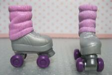 Barbie Doll fun clothes-STACIE DOLL SHOES: Transform Roller Skates to Boots