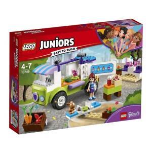 LEGO® Juniors 10749 Mercadillo orgánico de Mia