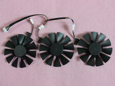 87mm ASUS STRIX GTX980Ti R9 390 390X Triple Fan Replacement 6Pin T129215SU R209b