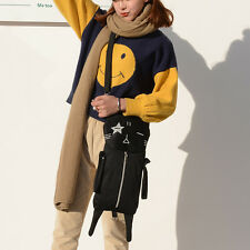 2 Way Cute Cat Bag Backpack Shoulder Bags Cross-body Bag Messager Handbag