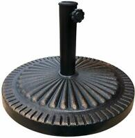 EliteShade Heavy Duty Umbrella Base Stand Market Patio Outdoor Umbrella Holder