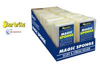 Star brite Mr Clean Magic Sponge Scuff & Streak Eraser Cleaner 18 Pieces Display