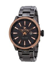 Rip Curl RECON MIDNIGHT SSS WATCH Mens Waterproof Watch New - A2834 Bronze