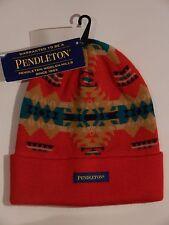 Pendleton Woollen Mills - Beanie Hat, Red