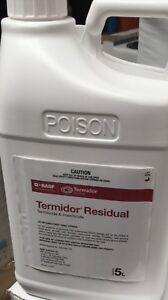 5L Termidor sc termiticide termite White ants treatment pest control Fast Post.