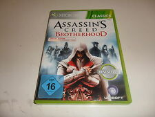 XBox 360   Assassins Creed Brotherhood [Classic]