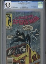 AMAZING SPIDERMAN #254 MT 9.8 CGC HIGHEST CANADIAN PRICE VARIANT WHITE PAGES