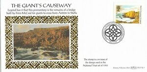 (87527) GB Benham FDC BLCS Sp3 National Trust Giants Causeway 1994