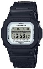 Casio Men G-Shock G-LIDE Cloth Blk Band World Time Watch GLS5600CL-1