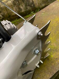 "Gasoline 92CC chainsaw 24"" blade 2-stroke 5.2kw gasoline chain saw petrol saw"