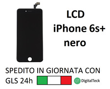 LCD DISPLAY COMPLETO PER IPHONE 6S PLUS NERO