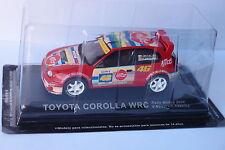 ALTAYA TOYOTA COROLLA WRC  #46  RALLY MONZA 2004 1:43