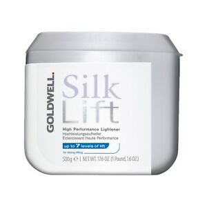 Goldwell SilkLift High Performance Lightener Blue 17.6 oz / 1 lb 1.6 oz