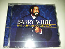 cd musica white barry the ultimate collection