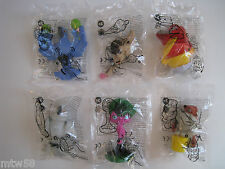 2014 Burger King Blue Sky RIO 2 Toys Complete Set Of 6 *FREE SHIPPING*