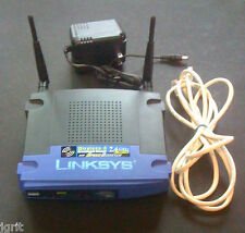 WRT54GS ver 6 Linksys ROUTER wireless G EtherFast switch ethernet internet v.6.0