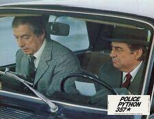 YVES MONTAND FRANCOIS PERIER POLICE PYTHON 357 VINTAGE PHOTO D'EXPLOITATION N°3
