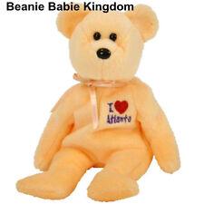 TY BEANIE BABIE * ATLANTA * I LOVE ATLANTA TEDDY BEAR