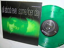 All About Eve-Some Finer Day (3 Tracks) Green Marbled Uk Nm/Vg+ Vinyl Record 10""