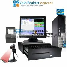 Point of Sale System Retail Store Market Pos Complete Cre pcAmerica New I3/4Gb