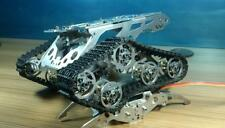 Us Metal Independent Suspension Damping System Robot Tank Chassis Diy Arduino