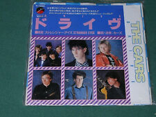 "THE CARS - DRIVE JAPANESE 7"" single"