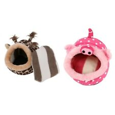 Hammock Hamster Small Pet House Sleep Bed Puppy House Winter Nest Bed Washable