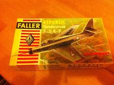 Faller 1:100/ho Republic Thunderstreak f-84-f anno di costruzione: alla fine degli anni 50er