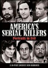 America's Serial Killers Portraits of 0683904506818 With Charles Manson DVD