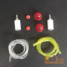 Fuel Filter line hose Primer Bulb for Poulan 530058709 Craftsman Weed Eater