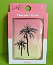 Saffy B By Saffron Barker Passport Cover Primark Holiday Summer Tropical