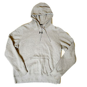 Under Armour Pullover hoodie Young Gray size Youth XL sweater