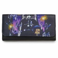 Loungefly Star Wars Wallet Faux Leather Empire Strikes Back New - Vader/Sidious